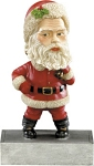 Bobble Head Santa Claus Trophy