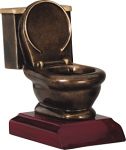 In The Toilet Trophy
