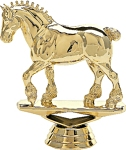 Draft Horse Trophy