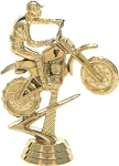 Motorcycle Dirt Bike Trophy